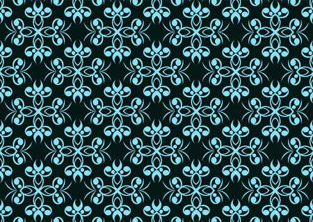 background pattern blue shine