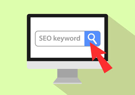 computer seo keyword search engine