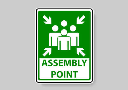 assembly emergency point area