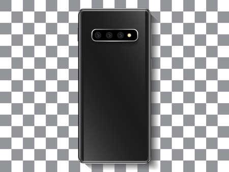 vector design of smartphone