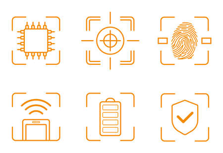 mobile application specification icon
