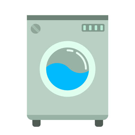 washing machine icon design