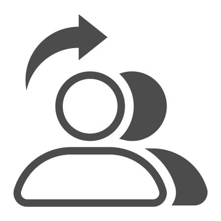 vector design of flat icon Illustration