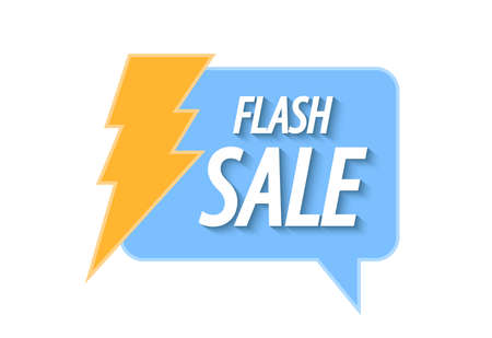 flash sale bubble chat
