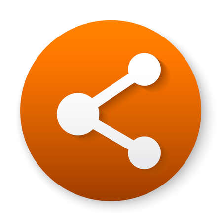 share icon button