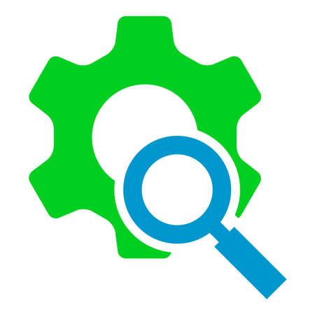 gear search engine icon