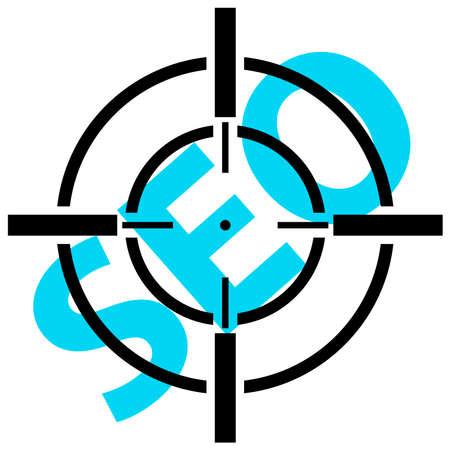 seo target strategy icon