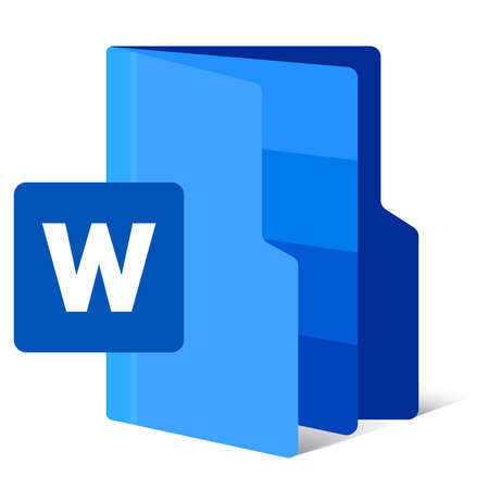 folder document data icon
