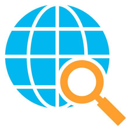 SEO browser icon design