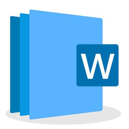 document vector icon design