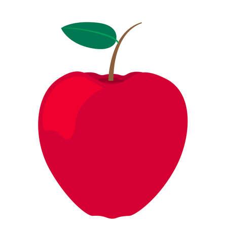 apple vector icon design 向量圖像