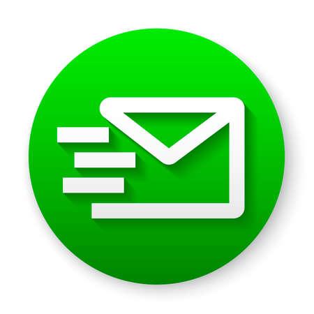 sending email icon design