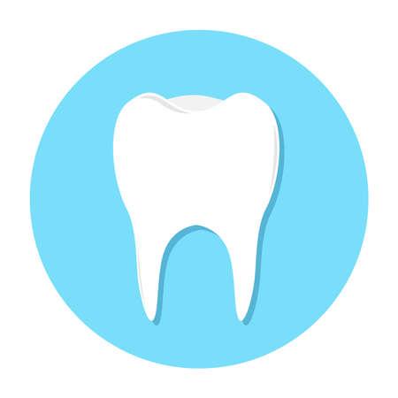 teeth dental icon design