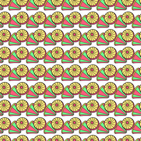 abstract surface seamless pattern textile print. Great for summer vintage fabric, scrapbooking, wallpaper, giftwrap. repeat pattern background design 向量圖像