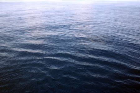 A clear shot of wide open ocean water. Great background picture. photo