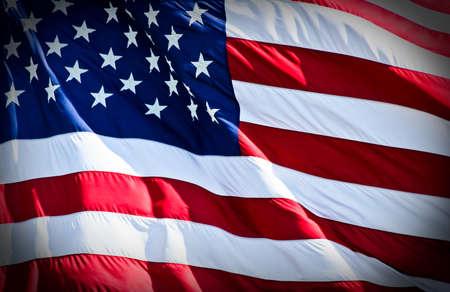 naciones unidas: una bandera americana con audacia en el viento