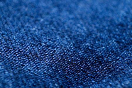Blue Jean Macro Photoselective focus