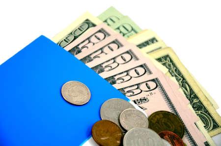 cuenta bancaria: El dinero y la cuenta bancaria Foto de archivo