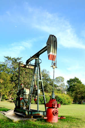 pumping unit: Oil pumping unit