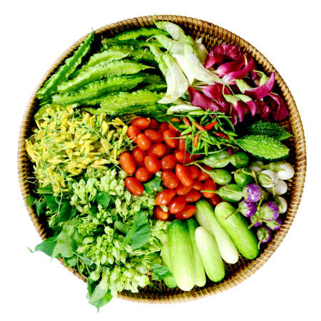 Colorful Asian Vegetables