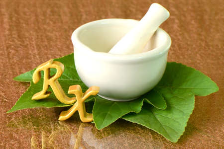 herbal knowledge: Gold prescription signs and the herbal medicine grinder