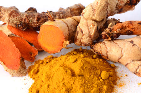 gastro: Tumeric powder and herbal medicine products