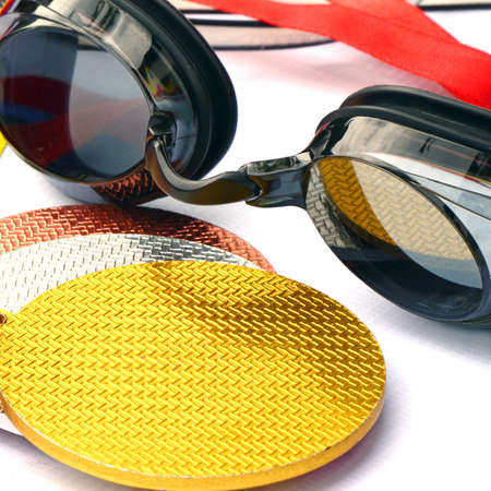 competitions: The swimming competitions winners