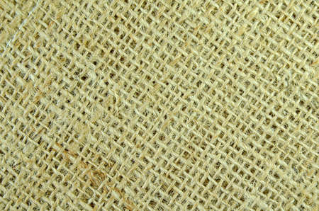 fibra: Natural fabric weaving as background texture  Stock Photo