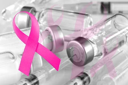 Breast Cancer Awareness Concept.