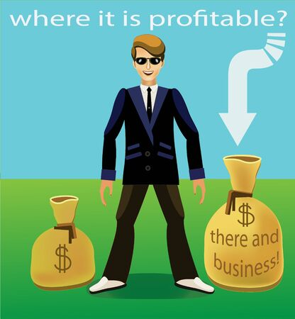 profitable: - Where a business there and profit! To be able to make a profitable earnings in dollars.