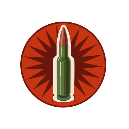 gunpowder: bullet for weapons in the goal you want to achieve, for the icons, the icon of the game and the website Illustration