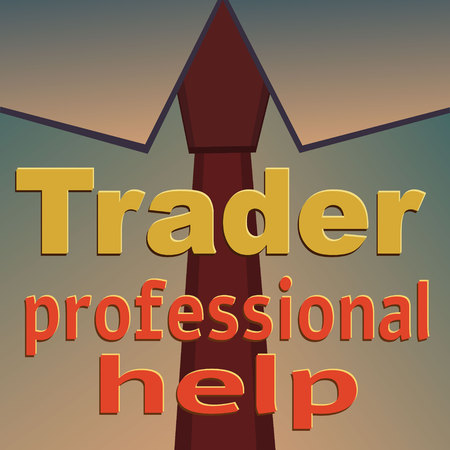 Tie trader professional help in the stock market! Çizim