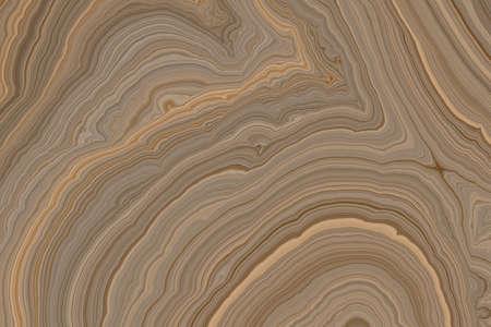 Struttura ricciosa di anelli di legno. Sfondo astratto. Archivio Fotografico - 80633090