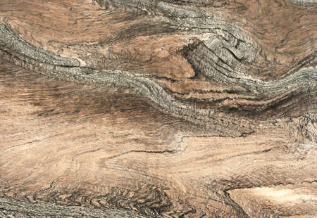 Beige and grey marble with curly lines Stock Photo