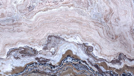 Onyx-travertine abstract beautiful Tile. Texture for design. 2D illustration. Natural beauty