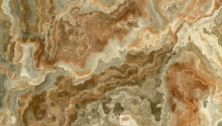 The tile of Onyx abstract curly texture. soft background. 2D illustration. Natural beauty
