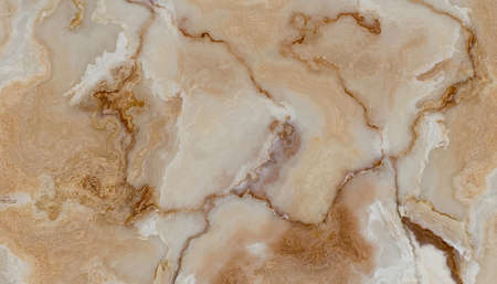 Ivory Onyx abstract texture. Soft background. 2D illustration. Natural beauty Stock Photo