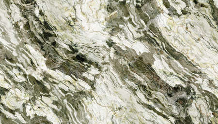 Green marble tile. Background texture for design. 2D illustration