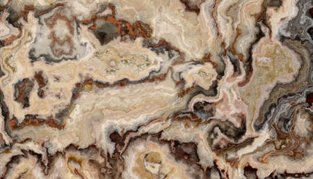 Multicolor Onyx tile. Background texture for design. 2d illustration