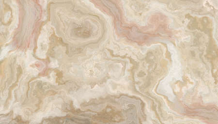 Yellow Onyx abstract beautiful Tile. Texture for design. 2D illustration. Natural beauty