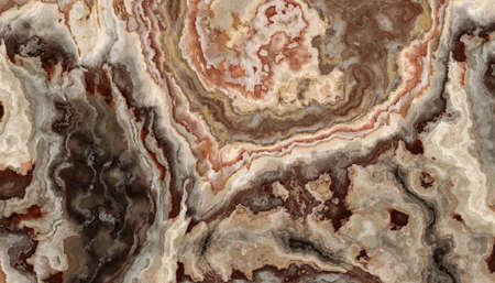 Multicolor Onyx abstract Pattern. Texture and background. marble illustration. Natural beauty Stock Photo