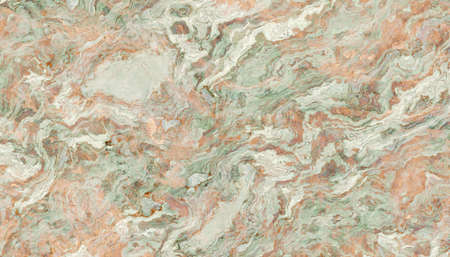 Green marble pattern. Background texture for design. 2D illustration 写真素材