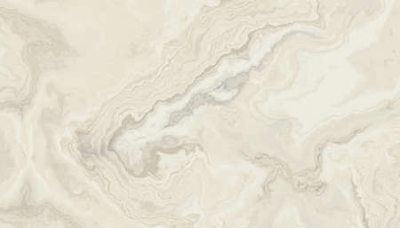 The tile of abstract white onyx background  with wavy pattern. 2D illustration. Natural beauty Stock fotó