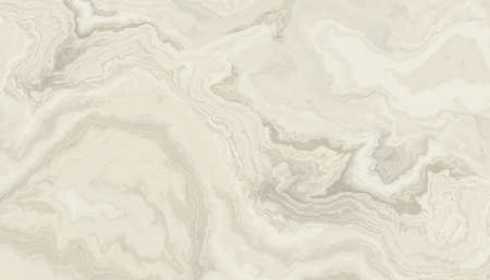 Beige marble pattern with curly white and orange veins. Abstract texture and background. Soft colored 2D illustration Stock fotó - 166617307