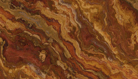 Multicolor marble abstract pattern. Texture and background. 2D illustration. Natural beauty Stock fotó