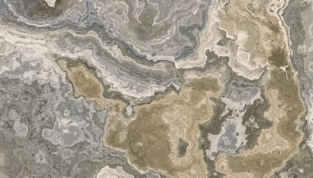 Gray and beige marble pattern. Abstract texture and background. 2D illustration Stock fotó - 166621683