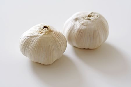 Two garlics