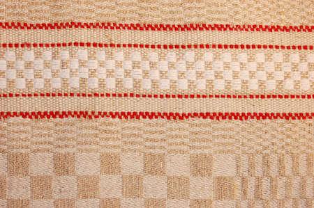 Küche Handtuch mit traditionellen Muster und Farbe