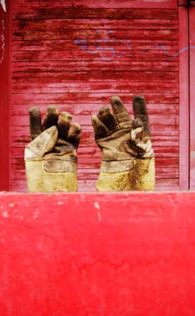 protection individuelle: �quipement de protection individuelle - gants de travail