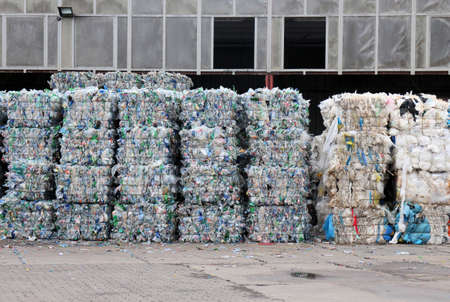 Plastic waste for combustion in a waste energy plant